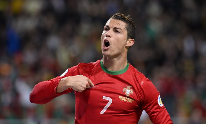 What Is In Cristiano Ronaldo's Diet That Is Key To Maintaining 'Champion' Status?