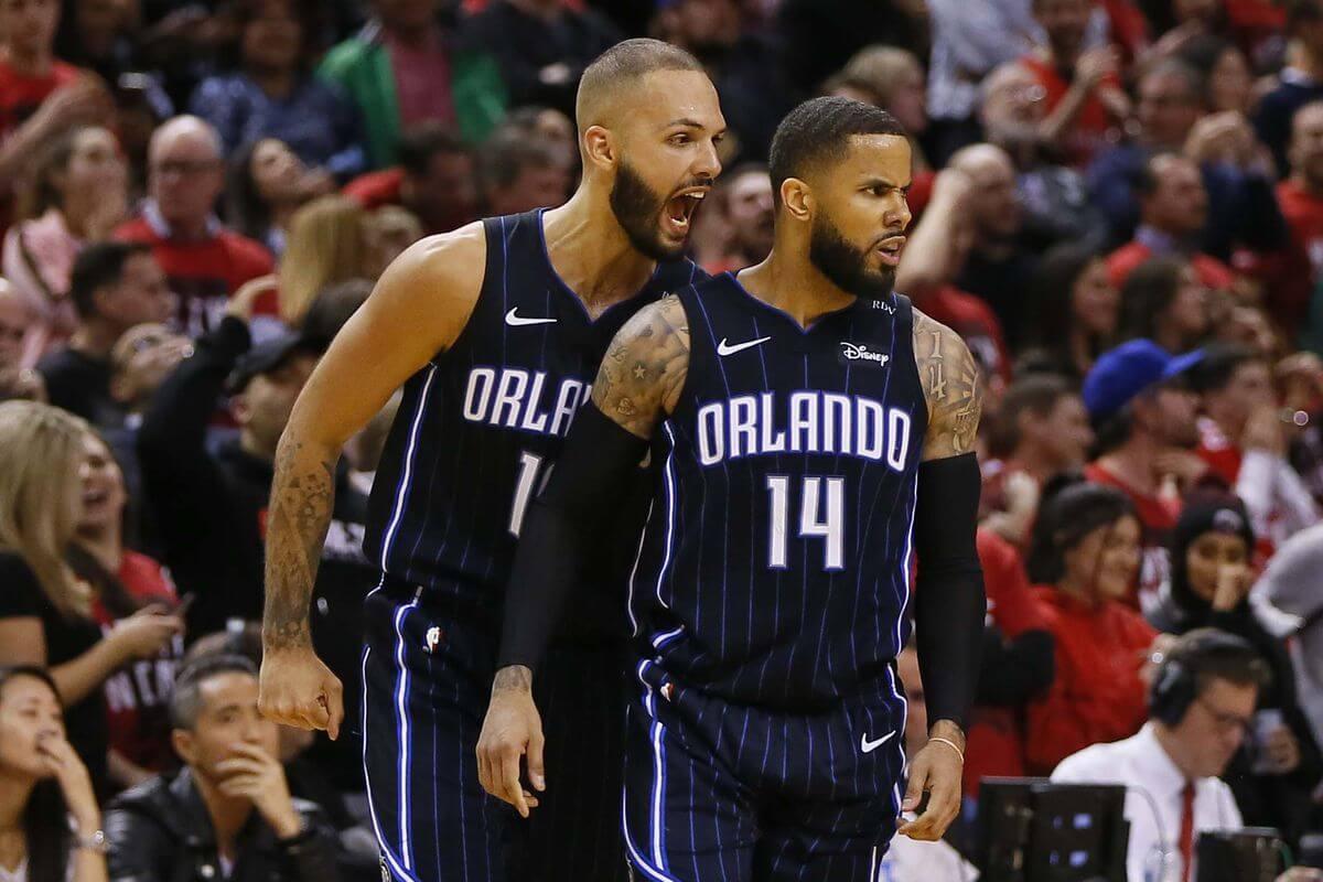 Underdogs reign supreme in first games of NBA Playoffs