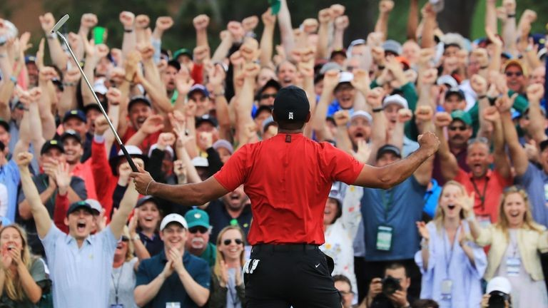 Opinion: Tiger Is Back And We Couldn't Be Happier