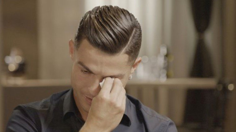 What Question left Cristiano Ronaldo In Tears?