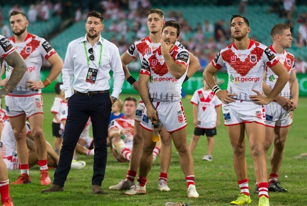 Dragons Planned To Boycott Round 10 Game After De Belin Appeal