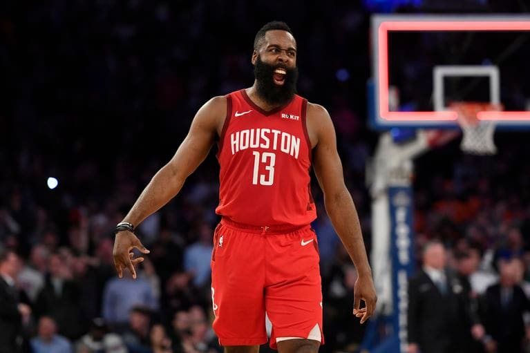 James Harden Takes Fewest Field Goal Attempts To Score 60 Points In An NBA Game