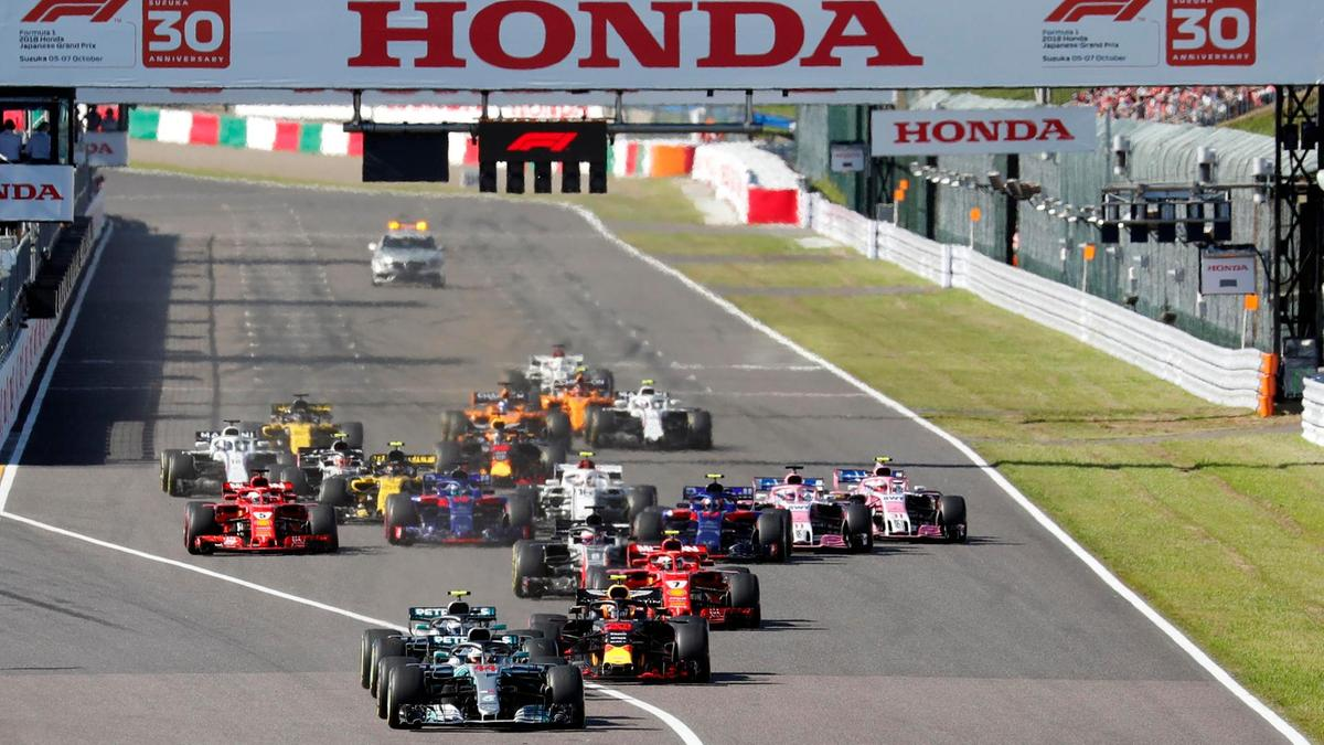 Japanese Grand Prix Preview & Analysis