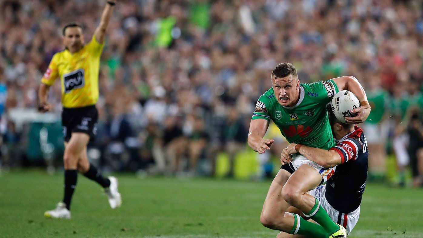 Ricky Stuart Refuses To Blame Referees For Grand Final Blunder