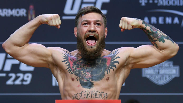 Conor McGregor Set For UFC Return In January Against A Popular Opponent