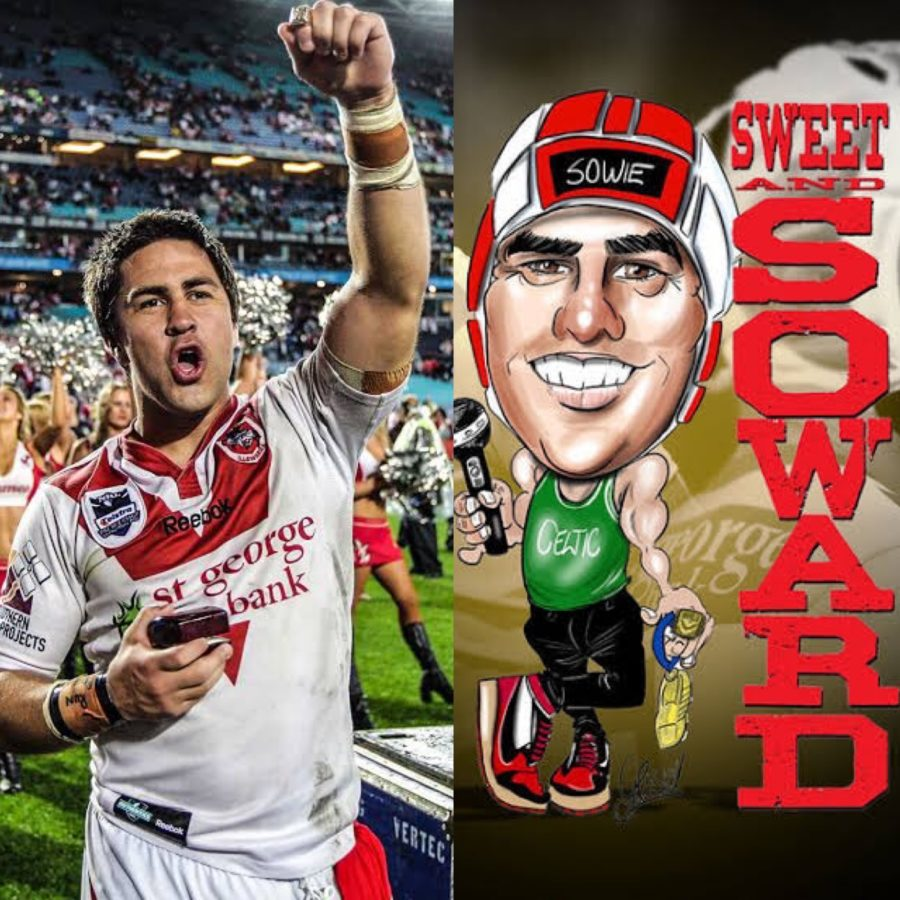 Jamie Soward: Life Is Sweet And Soward After Footy