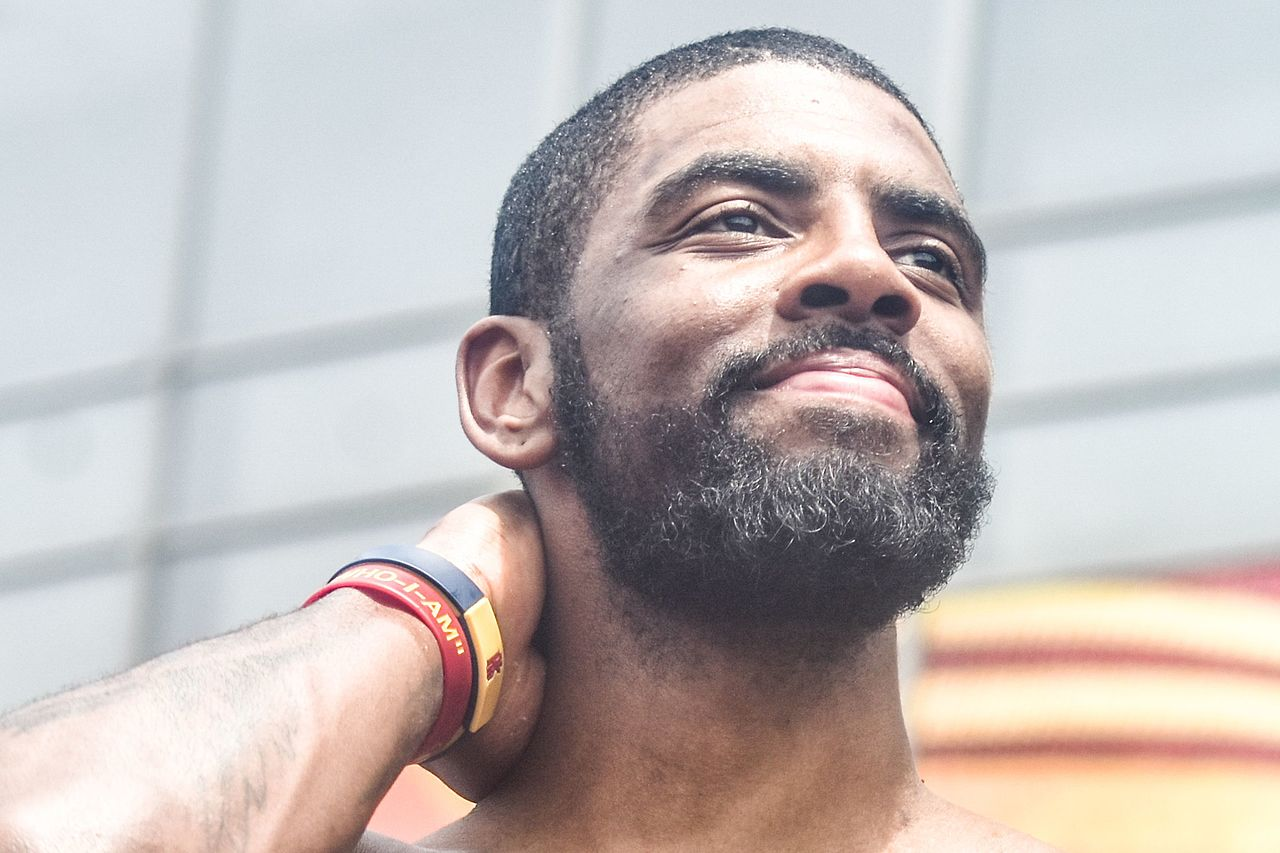 Kyrie Irving won't be with the Brooklyn Nets at all until he is vaccinated
