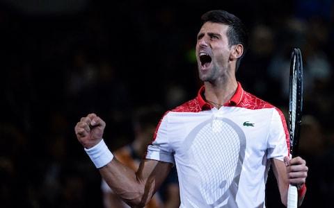 Novak Djokovic wins his ninth Australian Open men's singles title