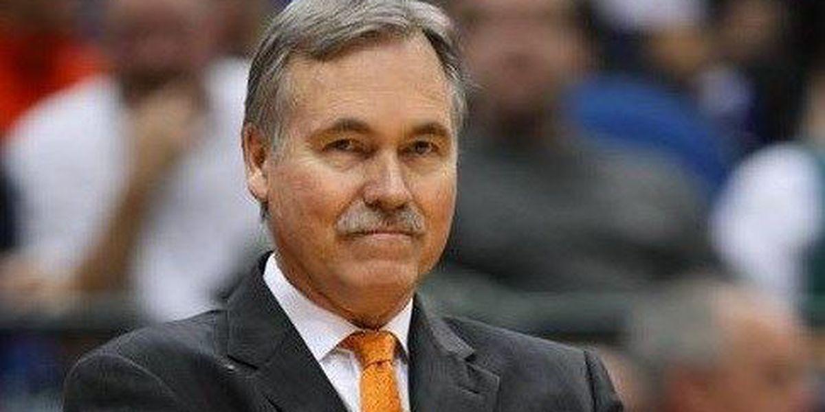 Houston Rockets part ways with head coach Mike D'Antoni