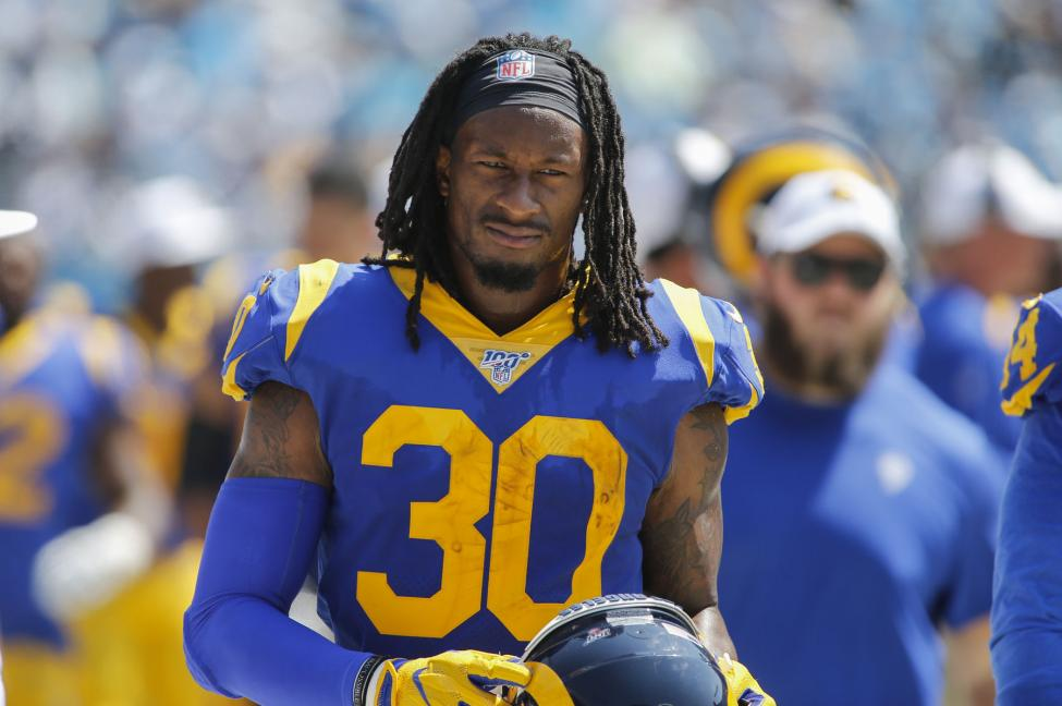 Falcons sign Todd Gurley from the Rams