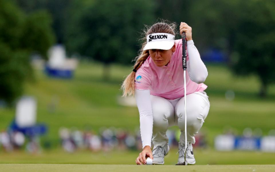 LPGA moves dates of the Women's PGA Championship