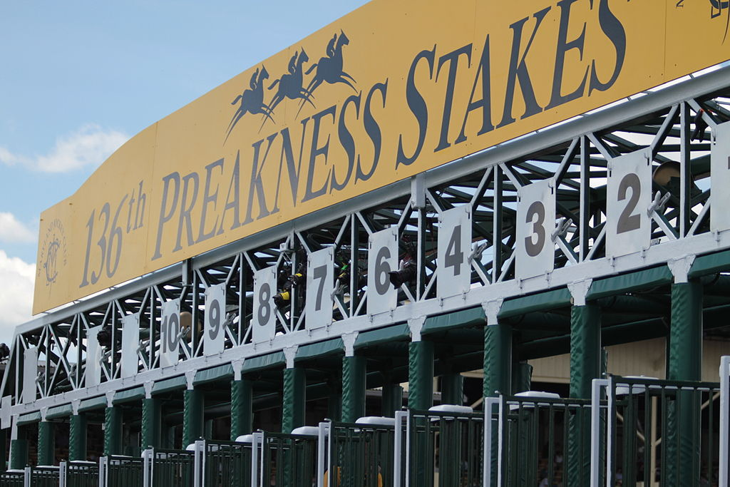 Preakness Stakes won't happen until fall