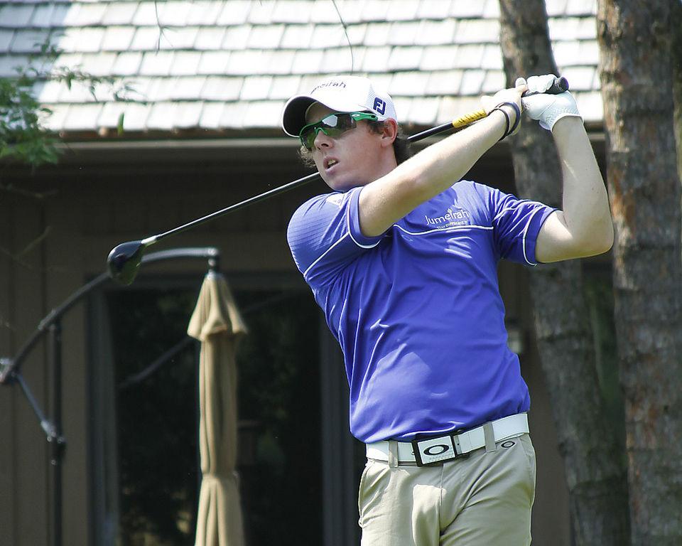 Exhibition golf lacks element of competitiveness