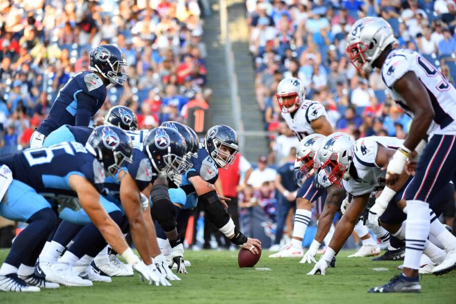NFL Weekly Tipping Competition