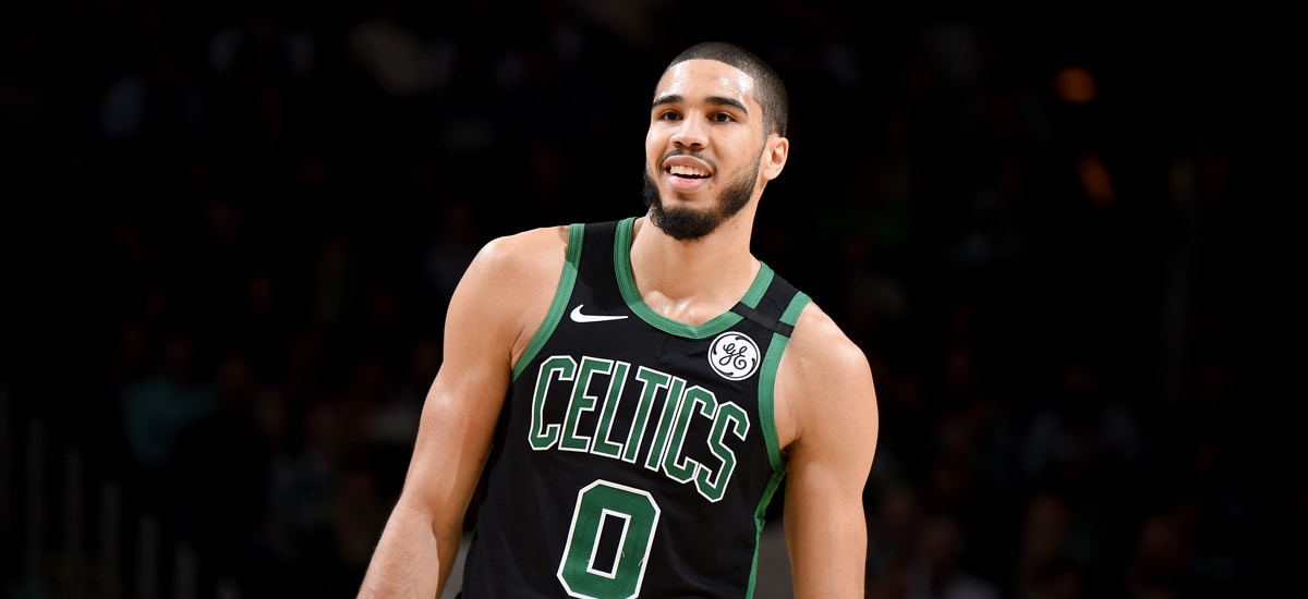 Jayson Tatum ties Celtics record for most points in a game with 60