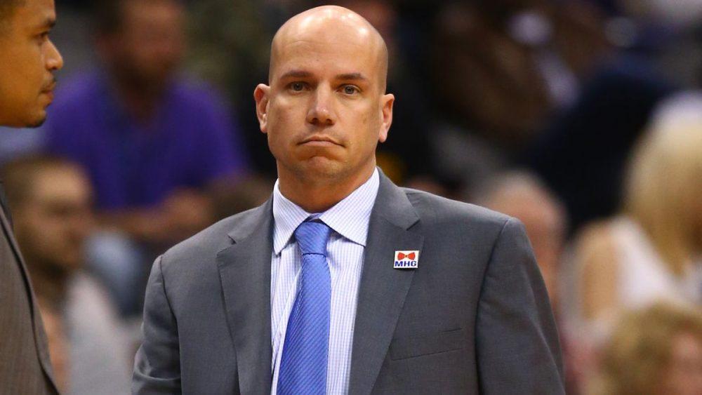 Pacers fire head coach Nate Bjorkgren