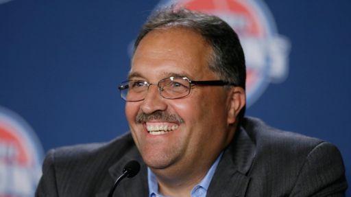 New Orleans Pelicans fire head coach Stan Van Gundy