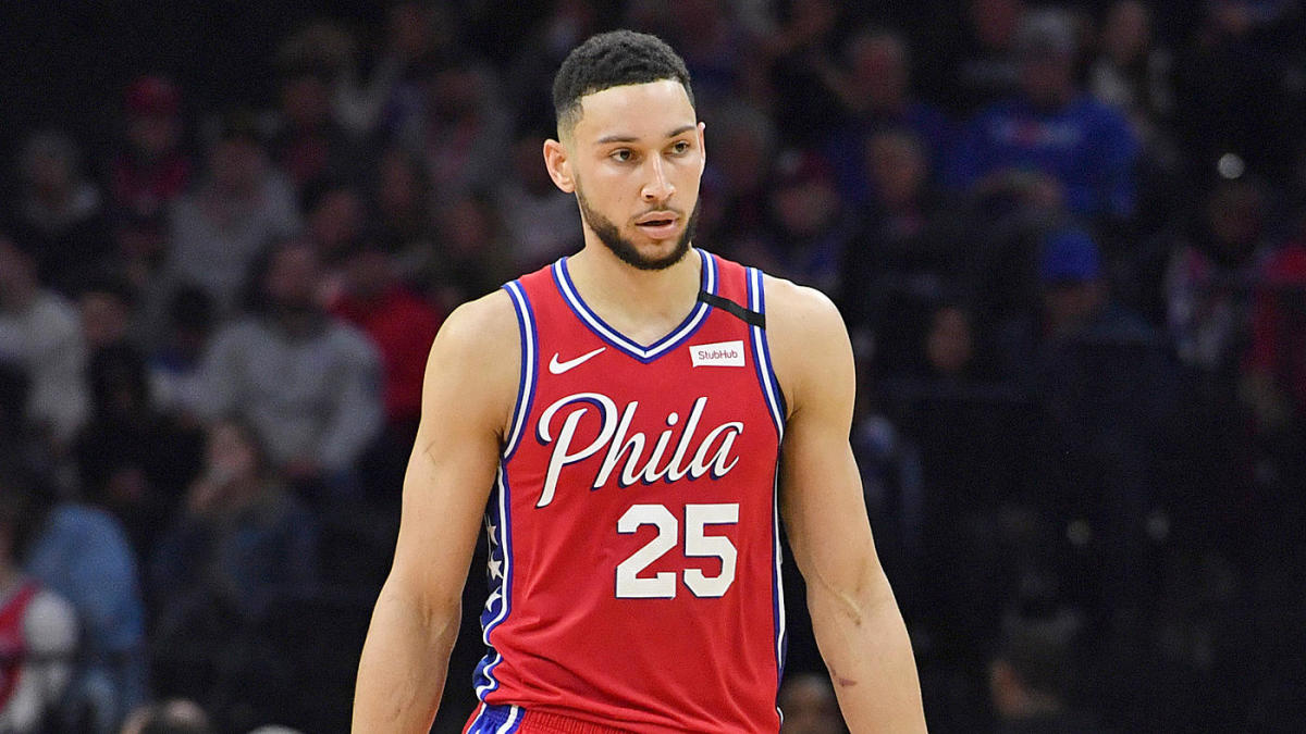 Ben Simmons won't report to training camp with the Philadelphia 76ers