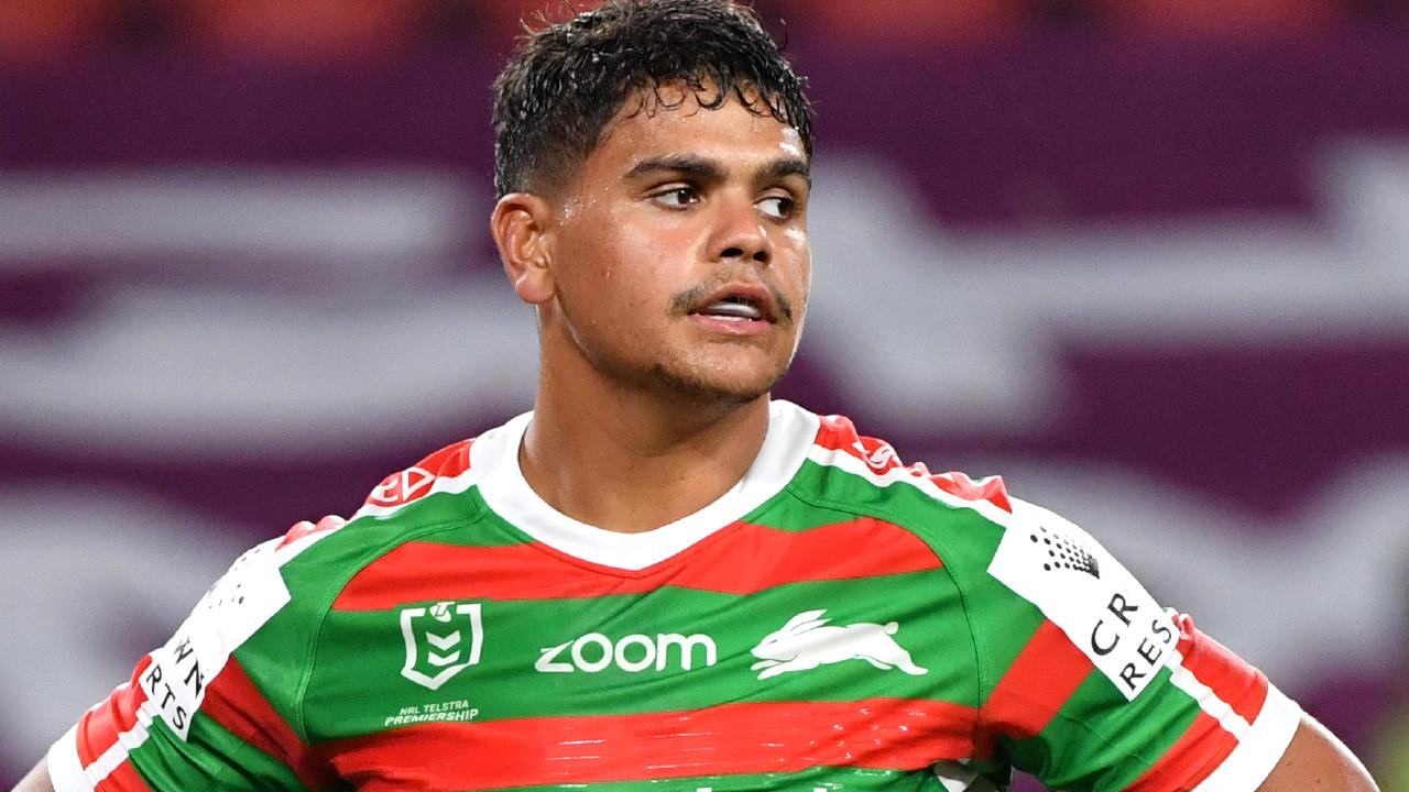 The curious case of Latrell Mitchell — NRL's youngest veteran