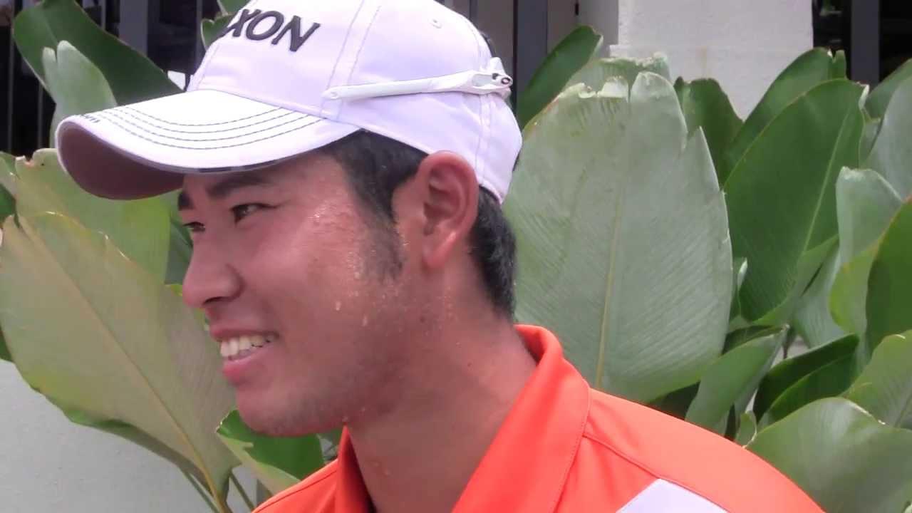 Hideki Matsuyama takes control of the 2021 Masters