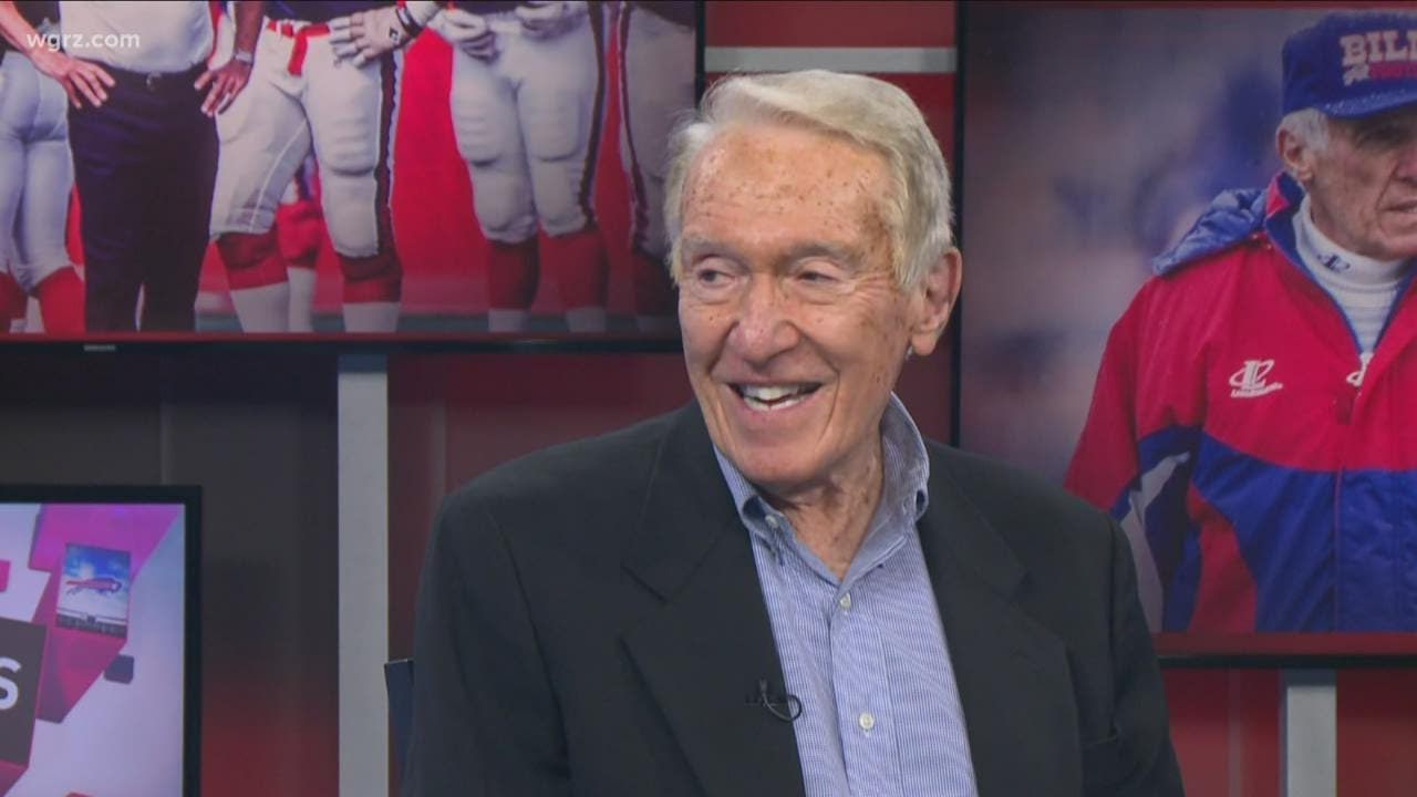Former Bills head coach Marv Levy inducted into Canadian Football Hall of Fame