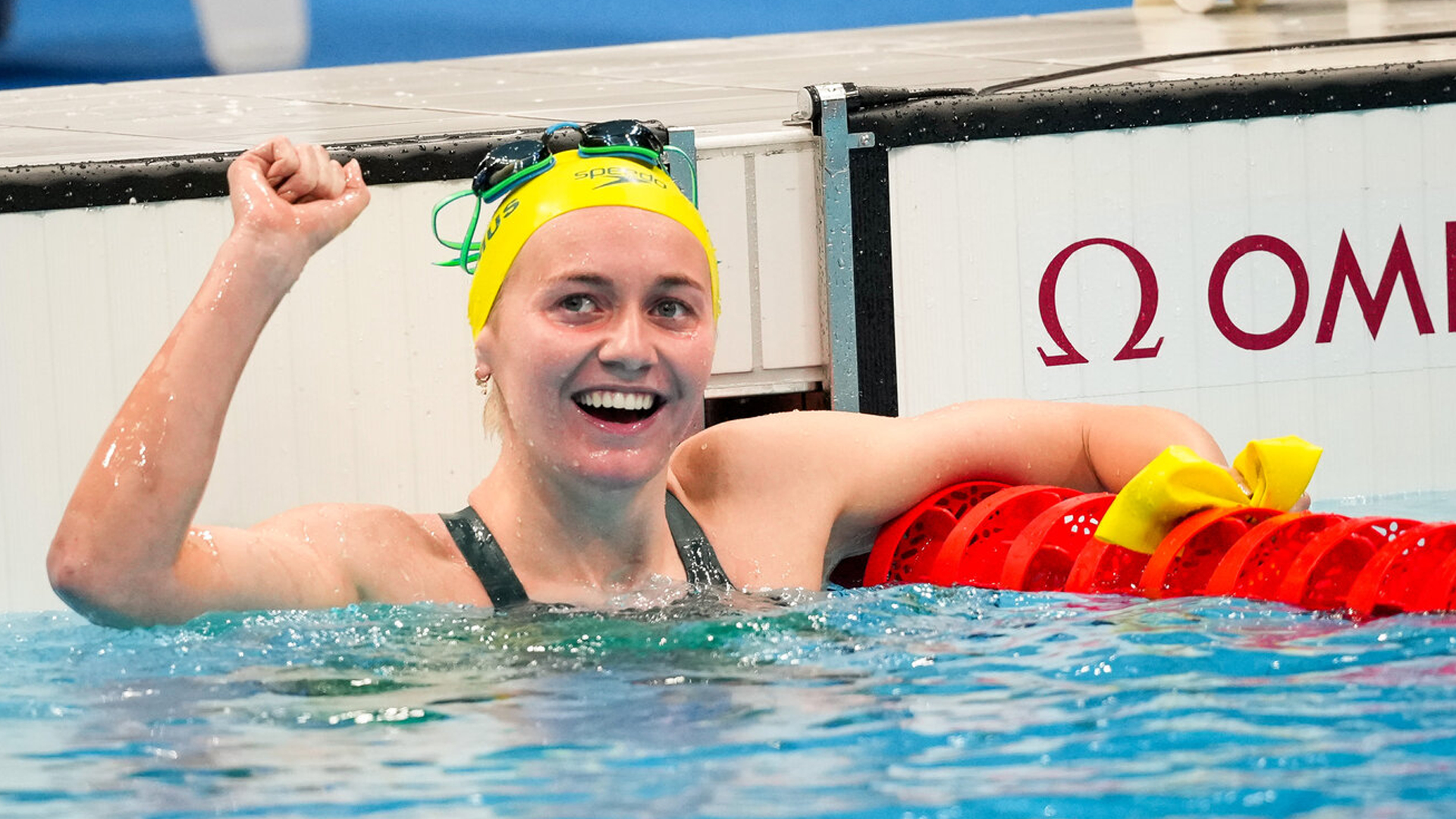 Olympic Recap Day 3: Ariarne Titmus strikes gold in the pool